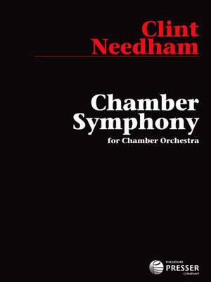 Clint Needham: Chamber Symphony Product Image
