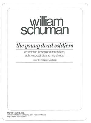 William Schuman: Young Dead Soldiers