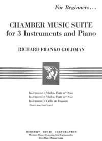 Richard Franko Goldman: Chamber Music Suite