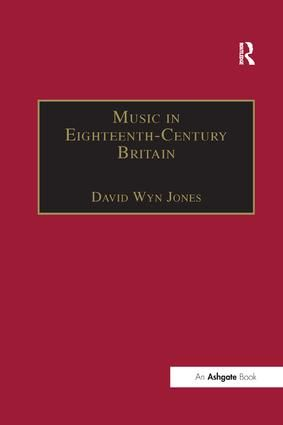 Music in Eighteenth-Century Britain