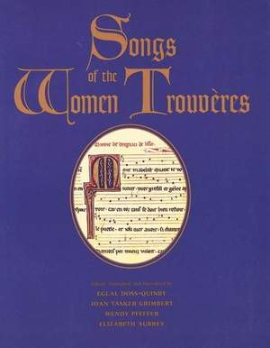 Songs of the Women Trouv?res