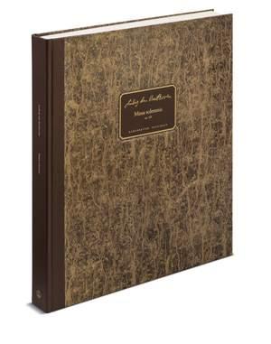 Beethoven, Ludwig van: Missa solemnis d-Moll op. 123