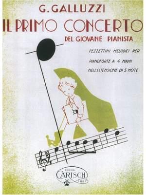 Galluzzi, Giuseppe: Primo Concerto Del Giovane, Fascicolo 4