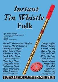Instant Tin Whistle - Folk