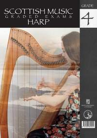 Scottish Music Graded Exams Harp Grade 4
