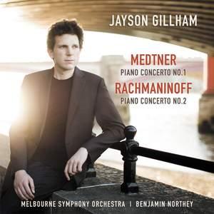 Medtner & Rachmaninov: Piano Concertos Product Image