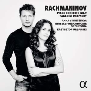 Rachmaninov: Piano Concerto No. 2 & Paganini Rhapsody