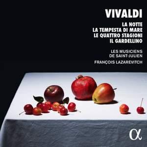 Vivaldi: La Notte, La Tempesta di Mare, Le Quattro Stagioni Product Image