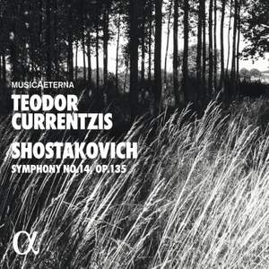 Shostakovich: Symphony No. 14 in G minor, Op. 135