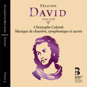 Portraits Vol 4: Félicien David