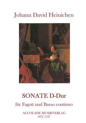 Heinichen: Sonata in D major