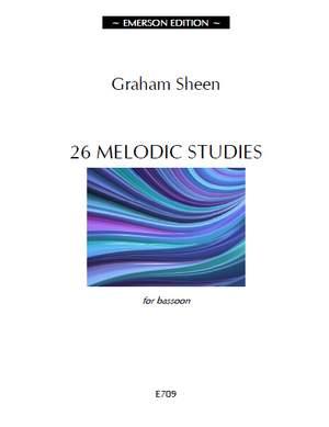Sheen, Graham: 26 Melodic Studies