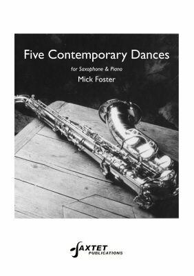 Foster, Mick: Five Contemporary Dances