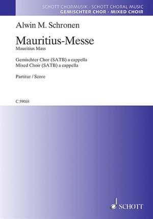 Schronen, A M: Mauritius Mass