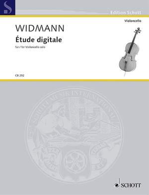 Widmann, J: Étude digitale