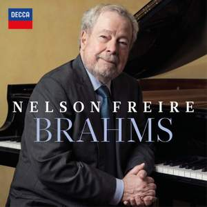 Nelson Freire: Brahms Product Image