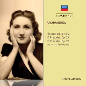 Rachmaninov: Preludes (The 1941–42 Recordings) Product Image