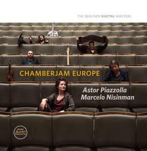 Astor Piazzolla & Marcello Nisinman: Chamber Music
