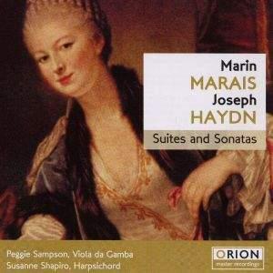 Marais: Suite for Viola da Gamba & Haydn: Harpsichord Sonatas