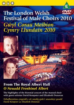 The London Welsh Festival of Male Choirs 2010