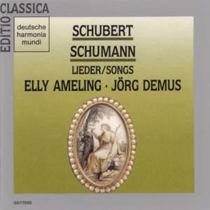 Schubert & Schumann: Lieder
