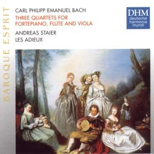 CPE Bach: Chamber Music