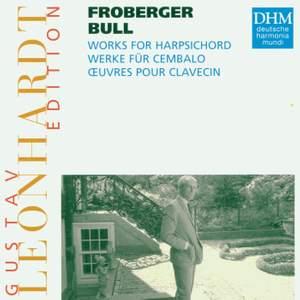 Bull & Froberger: Works for Harpsichord