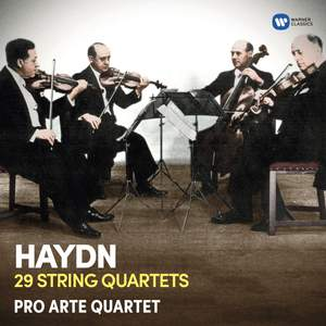 Haydn: 29 String Quartets Product Image