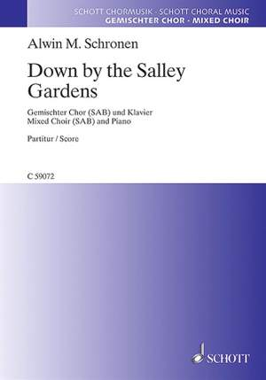 Schronen, A M: Down by the Salley Gardens