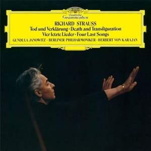 Strauss: Tod und Verklärung & Vier letzte Lieder - Vinyl Edition