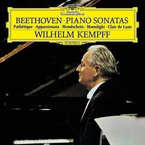 Beethoven: Piano Sonatas Nos. 8, 14 & 23 - Vinyl Edition Product Image