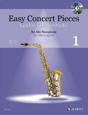 Easy Concert Pieces   Vol. 1