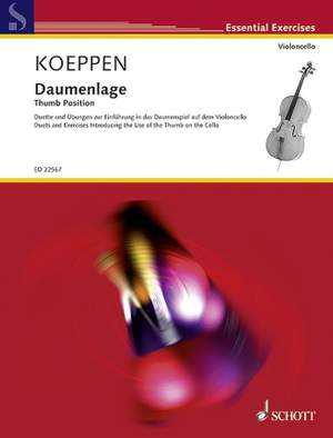 Koeppen, G: Thumb Position