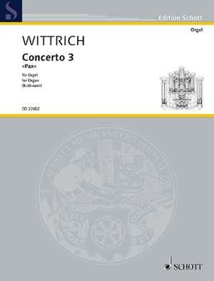 Wittrich, P: Concerto 3