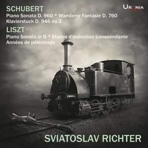 Richter plays Schubert & Liszt