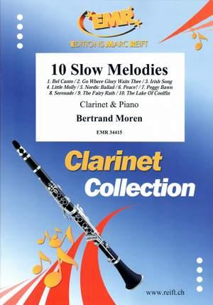 Bertrand Moren: 10 Slow Melodies