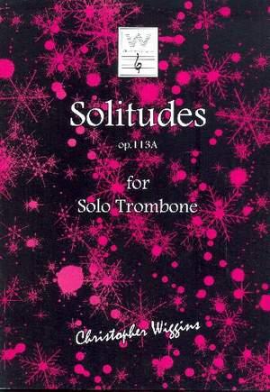 Christopher Wiggins: Solitudes op. 113A