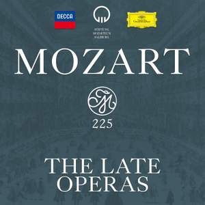 Mozart 225: The Late Operas Product Image