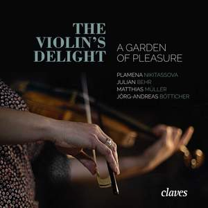 The Violin's Delight - A Garden of Pleasure Product Image
