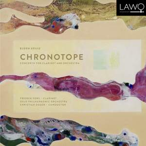 Kruse: Chronotape - Concerto for Clarinet & Orchestra