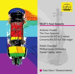 Tacet's Four Seasons