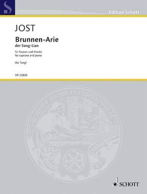 Jost, C: Brunnen-Arie