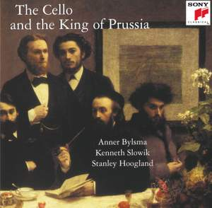 The Cello and the King of Prussia Product Image
