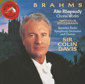 Brahms: Choral Works