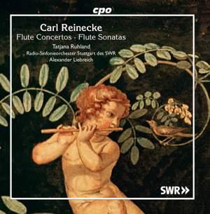 Reinecke: Flute Concertos & Flute Sonatas Product Image