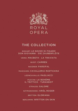 The Royal Opera Collection Product Image