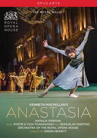 Kenneth Macmillan's Anastasia (DVD)