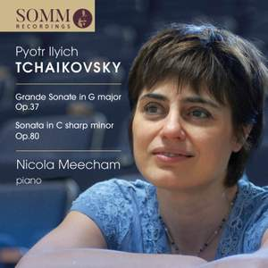 Piano Music by Tchaikovsky