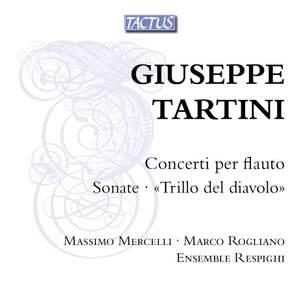 Tartini: Concerti per flauto Product Image