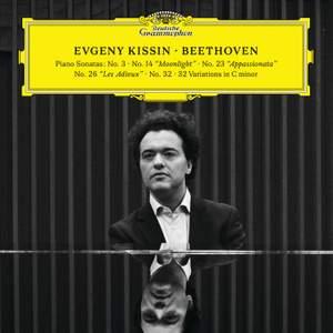 Evgeny Kissin: Beethoven Product Image